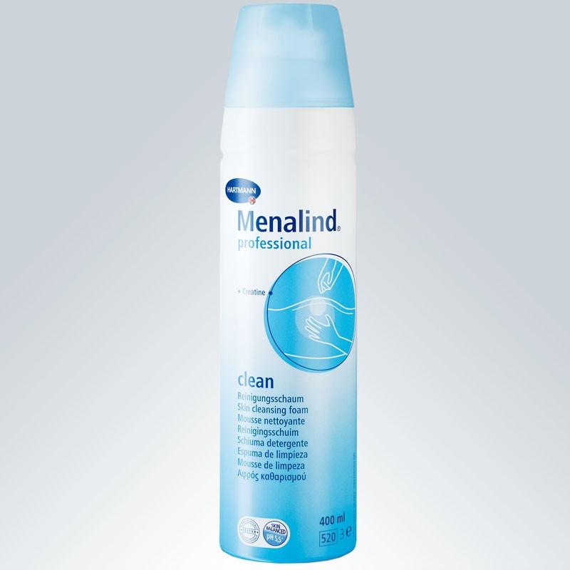 меналинд пена очищающая 400 мл инструкция - фото 3